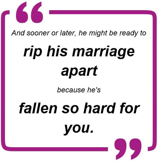 Married Scorpio Man Flirting With You? - Making The